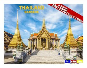 Bangkok-Thailand-Package-4D3N-with-Airfare-and-Tour-Great-Deal