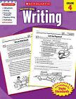 Scholastic Success with Writing, Grade 4 by Barbara Adams (Paperback / softback, 2010)