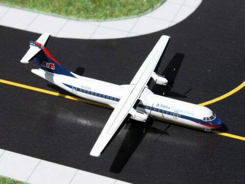 Gemini Jets DELTA Connection ATR-72-200 GJDAL1134 1/400, REG# N532AS. New