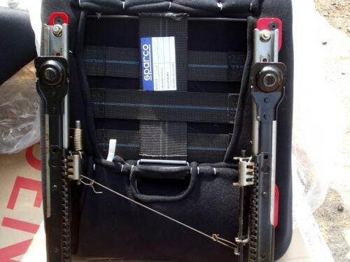 MAZDA MX5 EUNOS MX-5 Genuine Jass SPARCO SEAT RAIL adattatori mk1 /& mk2 L//H R//H