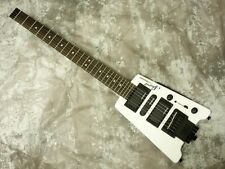 NEW Steinberger Spirit GT-Pro Deluxe White guitar From JAPAN/456