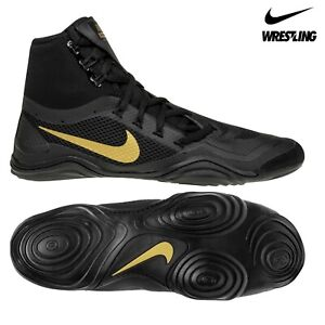 Nike Hypersweep Wrestling Shoes (boots