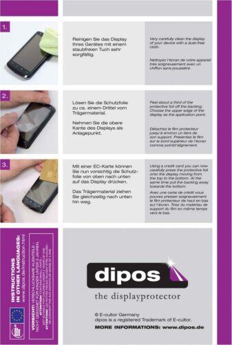 Schutzfolie für Nikon Z 50 Display Folie klar Displayschutzfolie