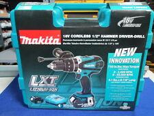 Makita LXPH03 18V Li-Ion  Cordless Hammer Drill DRIVER KIT NEW