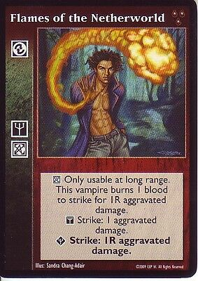 Flames of the Netherworld VTES CCG HttB