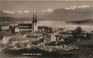 SCHROEDER-LUCERNE-LUZERN-SUISSE-1890-CABINET-15-X-10-cm-SCHWEIZ-SWITZERLAND