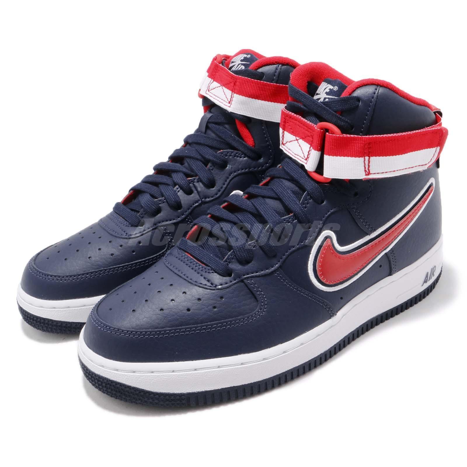 Nike Air Force 1 High 07 LV8 Sport AF1 USA Navy rosso Men scarpe scarpe da ginnastica AV3938-400 | Una Grande Varietà Di Prodotti  | Maschio/Ragazze Scarpa