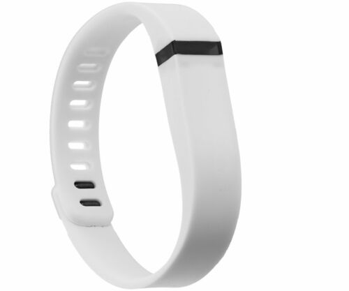 Replacement Wrist Band for Fitbit Flex White Large  x 2