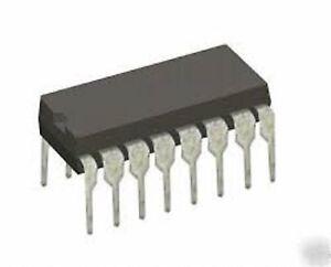 74HCT7046  INTEGRATED CIRCUIT DIP-16 74HCT7046