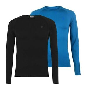 Mens-Nevica-Base-Layer-Skiing-Banff-Thermal-Seamless-Top-Sizes-from-S-to-XL