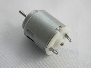 3 6v Dc Lot Of 2 Small Dc Motor 4000rpm Hobby For Car Toy