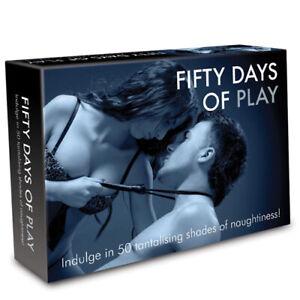 Cincuenta-dias-de-juego-parejas-Tarjetas-de-Juego-de-mesa-sexo-romance-Adulto-Travieso-Regalo