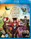 Alice Through The Looking Glass Blu Ray 8717418484934
