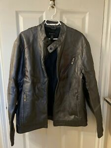 Teen-Wolf-AUTHENTIC-Boyd-039-s-Distressed-Leather-Jacket-2x11-Sinqua-Walls