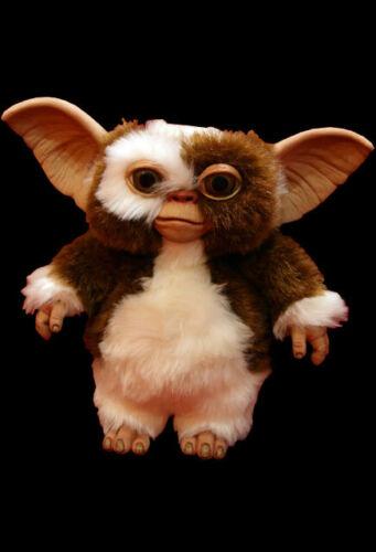 Gremlins GIZMO puppet prop replica~figure~Christmas movie~Spielberg~Stripe~New