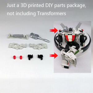 3D-DIY-upgrade-KIT-FOR-War-for-TRANSFORMERS-Cybertron-EarthRise-WheelJack-NEW