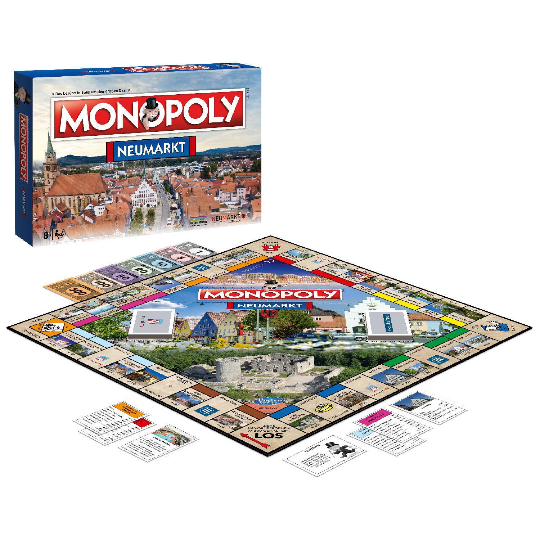Monopoly Neumarkt City Edition Edition Edition Stadtedition Spiel Gesellschaftsspiel Brettspiel 9678fd