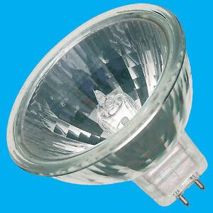 4x-20W-MR11-2-Pin-GU4-Halogen-Reflector-Spot-Light-Bulb-Lamp-12V-UV-Filter