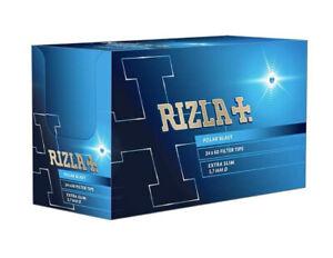 Full-Box-of-24-Packs-Rizla-Polar-Blast-Filter-Extra-Slim-Tips-with-Crush-Ball