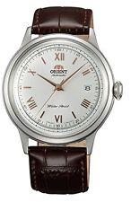 ORIENT Watch Classic automatic Rome Bambino SAC00008W0 White new model Japan