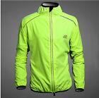 Green New Cycling Clothing Bike Bicycle Ultra-thin Windbreaker Raincoat S-4XL