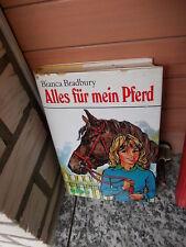 Alles für mein Pferd, ein Mädchen-Roman von Bianca Bradbury, aus dem kibu Verlag