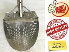 Metal Detecting Scoop Best Deal Detector Scooper Sifter Sand Beach Tool Steel