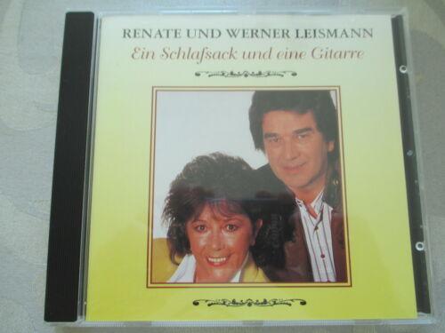 1 von 1 - Renate und Werner Leismann - Ein Schlafsack und eine Gitarre - CD NEUWERTIG