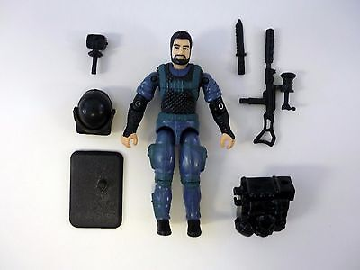 GI JOE LOW LIGHT Action Figure COMPLETE 3 3/4 C9 v5 2001