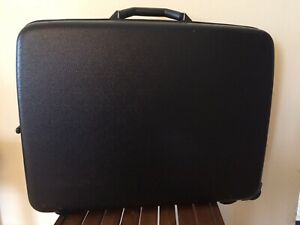 Vintage-Samsonite-Excel-1992-Luggage-Wt-Weels-Hard-Case
