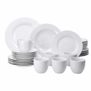 60tlg-Kombiservice-Trend-12-Personen-Geschirr-Porzellan-Tafel-amp-Kaffee-Service