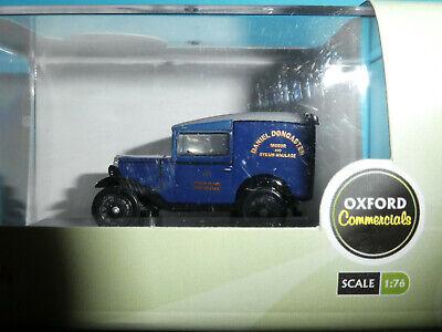Oxford Diecast 76ASV005-1//76 Austin Seven Van Daniel Doncaster