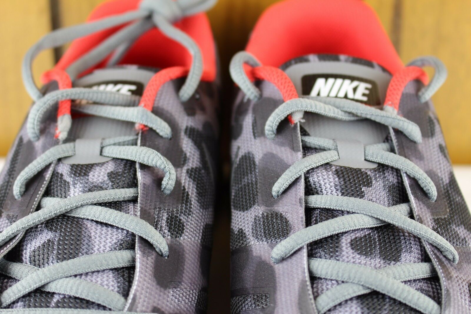 new concept 68981 eda37 ... NIKE ZOOM SPEED SPEED SPEED TRAIL LE COOL GREY SIZE 9.0 RUNNING NEW  AUTHENTIC! dc6114 ...