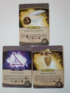 Harry Potter Hogwarts Battle Defense Against The Dark Arts Promo Card Lot Ebay