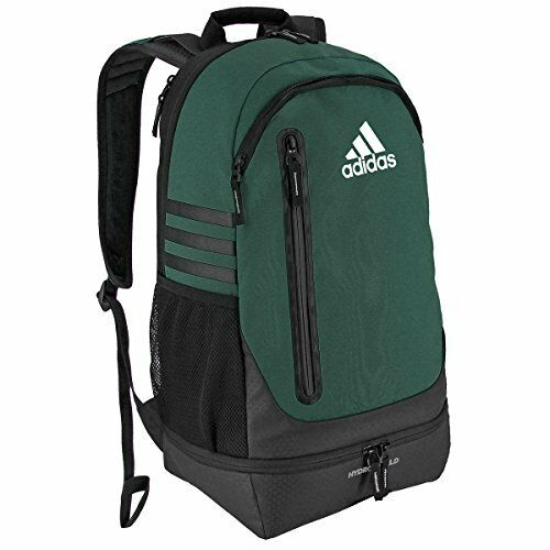 06d8f433c3b1 adidas Unisex Pivot Team Backpack Dark Green One Size for sale online