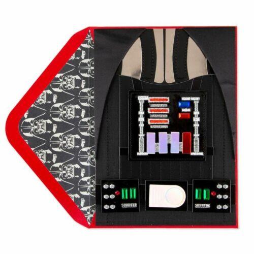 Papyrus Destiny Darth Birthday Card-Star Wars