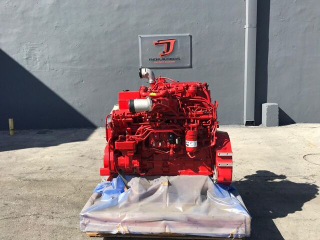 2015 Cummins Isl9-450 Diesel Engine CPL 4524 Cm2350