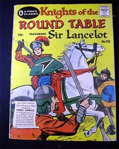 Knights of the round table 10 sir lancelot literary g ebay for 10 knights of the round table