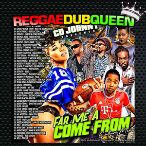 Details about CD Johhny - Far Me A Come From Culture Mixtape  Reggae Mix  CD  2019
