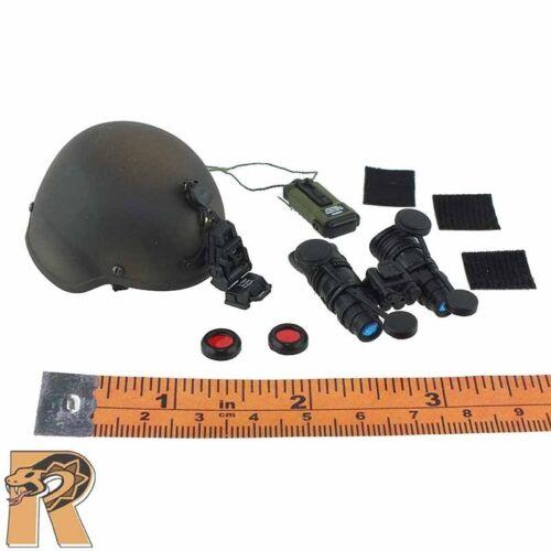 DID Action Figures Helmet w// Optics Set 1//6 Scale Weimy SBT