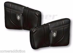 Pro Armor Front Door Knee Pad Storage Bags Stock Doors