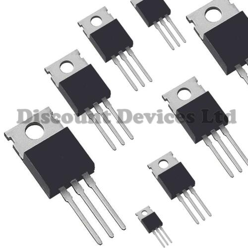 TIP127 PNP Transistor  STMICROELECTRONICS  1-2-5-10-20 pcs