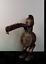 miniatura 2 - Primitiva tribale africana Dan Musical String Figura... COSTA D'AVORIO ADE 3