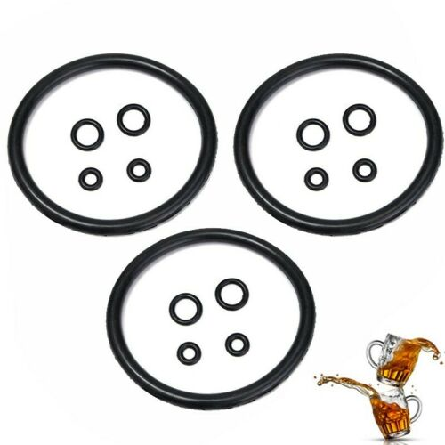 Details about  /Homebrew Seal Rings For Pin//Ball Lock Cornelius Corny Beer Keg Accessories Set