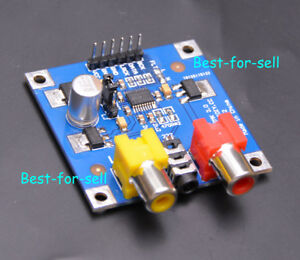 Details about PCM5102 Decoder Module 32Bit 384K Raspberry I2S IIS DAC PCM  Headphone RCA Out 5V