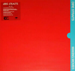 Dire-Straits-Making-Movies-180gram-Vinyl-LP-amp-Download-NEW-amp-SEALED