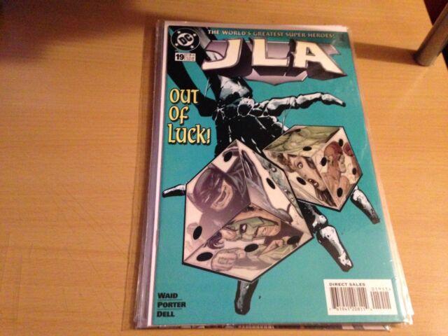 JLA #19 (Jun 1998, DC)
