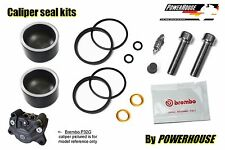Ducati Brembo P32 G rear brake caliper piston & seal repair rebuild kit set