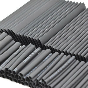 127Pcs-Black-Glue-Waterproof-Heat-Shrink-Sleeving-Tubing-Tube-Assortment-Kit-KY