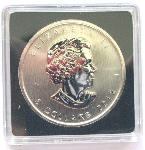 Canada 2012 Cougar 5 Dollars 1oz Colour Silver Coin,UNC